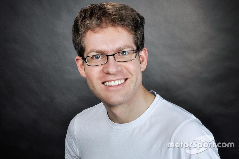 Штефан Зіглер, Motorsport.com Germany editor in chief