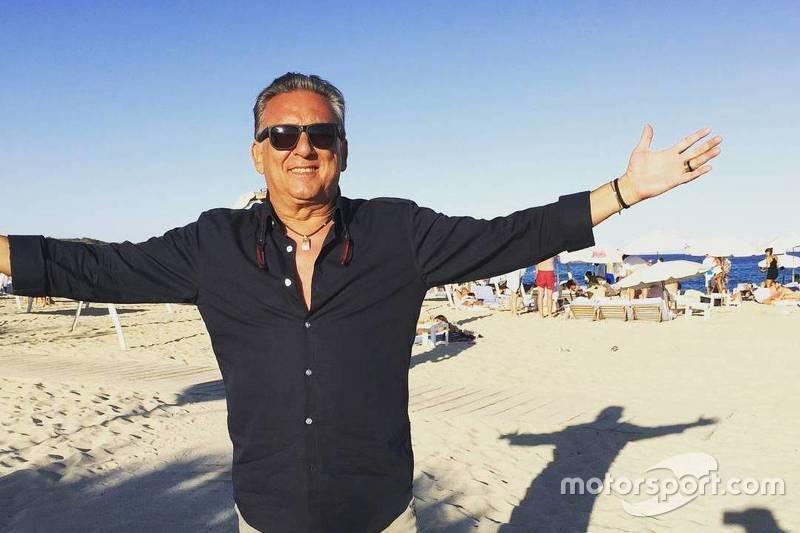 """Galvão Bueno: """"Chegar é uma coisa, passar é outra"""""""