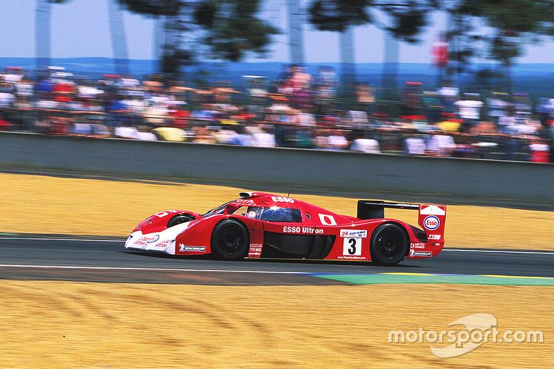 1999: #3 Toyota Motorsport Toyota GT-One: Ukyo Katayama, Keiichi Tsuchiya, Toshio Suzuki