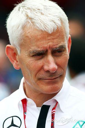 Geoff Willis, Mercedes AMG F1, Leiter Technologie