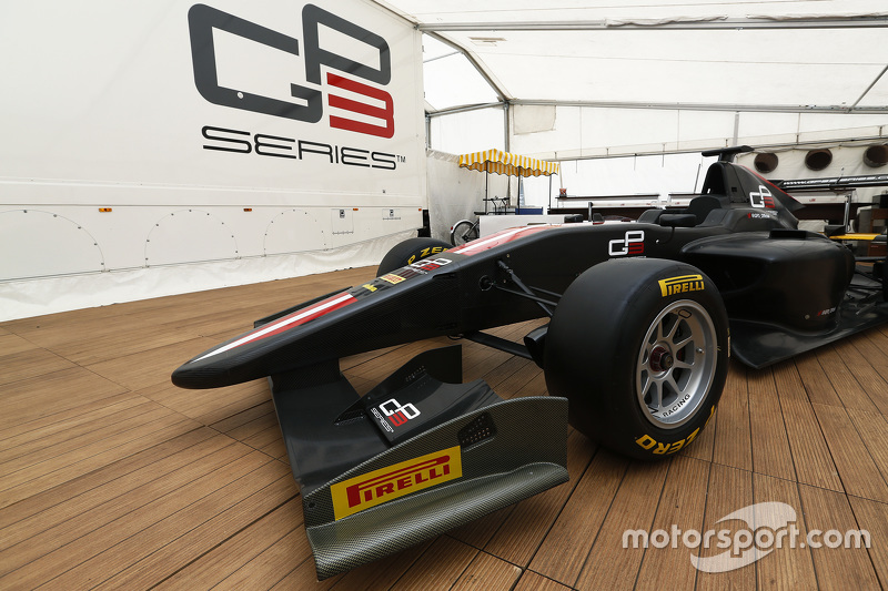 Lancement de la Dallara GP3/16
