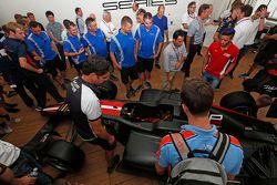 Dallara GP3-16 presentación