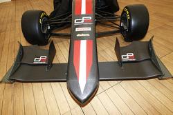 Dallara GP3-16 detalles