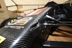 Dallara GP3-16 detalle
