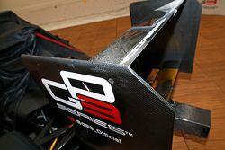 Dallara GP3-16 detail