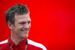 James Allison, diretor técnico da Ferrari