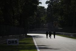 Meindert van Buuren, MP Motorsport y Rene Binder, MP Motorsport