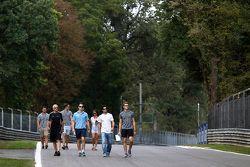 Pal Varhaug, Jenzer Motorsport and Matheo Tuscher, Jenzer Motorsport