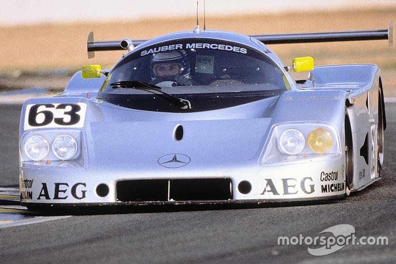 1989: Jochen Mass, Manuel Reuter, Stanley Dickens, Sauber-Mercedes C9