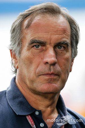 Giorgio Piola, analista tecnico di Motorsport.com Formula 1