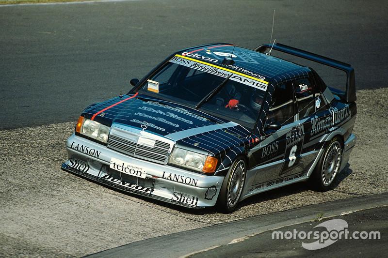 AMG-Mercedes 190E (1988)