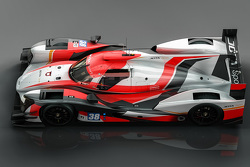 Jota Sport to run ORECA 05 in 2017