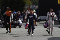 Meindert van Buuren, MP Motorsport y Arthur Pic, Campos Racing y Mitch Evans, TIEMPO DE RUSIA y Jann