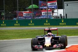 Max Verstappen, Scuderia Toro Rosso STR10 e fãs