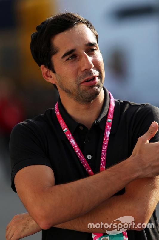 Neel Jani, piloto da Porsche - WEC