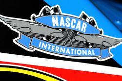 Le logo rétro de la NASCAR