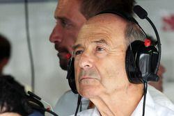 Peter Sauber, Sauber, Presidente del consiglio amminisrtativo