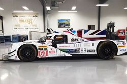 Special Justin Wilson livery for Michael Shank Racing