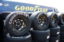 Des pneus Goodyear