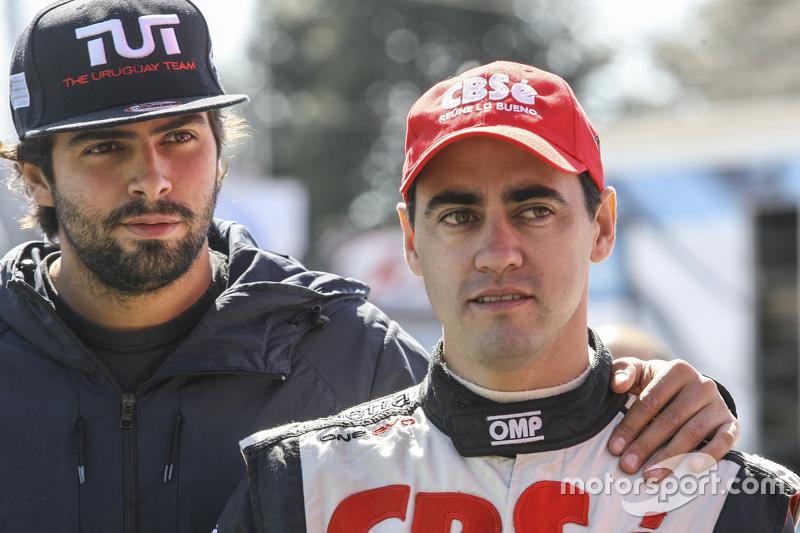 Mauricio Lambiris, Coiro Dole Racing Torino ve Carlos Okulovich, Sprint Racing Torino