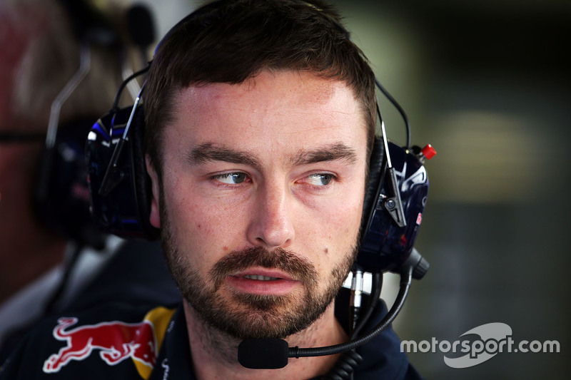 Simon Rennie (Daniel Ricciardo)