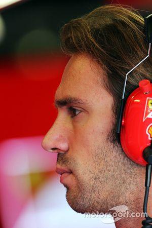 Jean-Eric Vergne, Ferrari