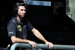 Мэттью Картер, генеральный директор Lotus F1 Team