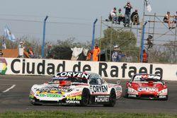 Juan Marcos Angelini, UR Racing Dodge y Matias Rossi, Donto Racing Chevrolet