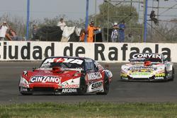 Matias Rossi, Donto Racing Chevrolet ve Juan Marcos Angelini, UR Racing Dodge