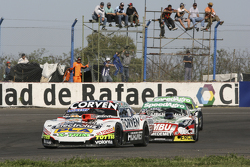 Juan Marcos Angelini, UR Racing Dodge and Facundo Ardusso, Trotta Competicion Dodge and Agustin Canapino, Jet Racing Chevrolet