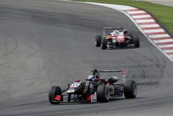 Александр Элбон, Signature Dallara Volkswagen и Феликс Розенквист, Prema Powerteam Dallara Mercedes-Benz