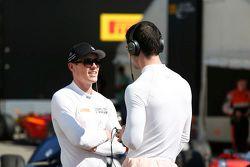 Richie Stanaway, Status Grand Prix and Alexander Rossi, Racing Engineering