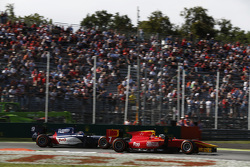 Jordan King, Racing Engineering leads Mitch Evans, RUSSIAN TIME