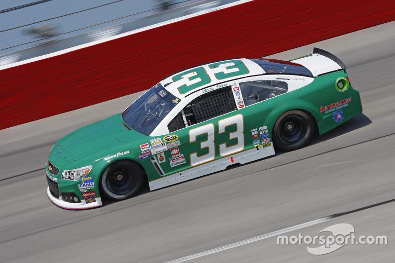 Mike Bliss, Chevrolet
