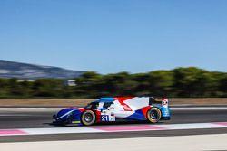 BR01 Nissan коанды SMP Racing (AF Racing): Маурицио Медиани, Дэвид Маркозов, Николя Минассян