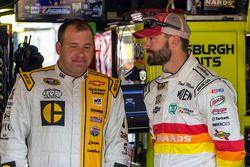 Ryan Newman, Richard Childress Racing Chevrolet ve Paul Menard, Richard Childress Racing Chevrolet