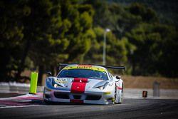 #62 AF Corse Ferrari F458 Italia GT3 : Thomas Flohr, Stuart Hall, Francesco Castellacci