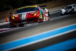 #51 AF Corse Ferrari F458 Italia: Peter Mann, Andrea Bertolini, Matteo Cressoni