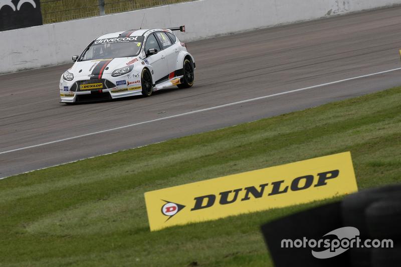 Мет Джексон, Motorbase Performance Ford Focus