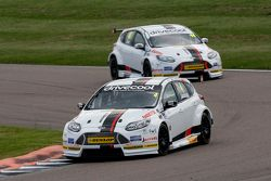Mat Jackson, and James Cole, Motorbase Performance Ford Focus