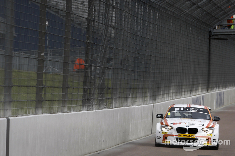 Nick Foster, Team IHG Rewards Club BMW 125i MSport