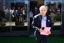 جون تود، رئيس الإتحاد الدولي للسيارات