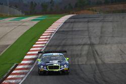 #84 Bentley Team HTP Bentley Continental GT3 : Maximilian Buhk, Vincent Abril