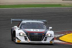 #75 ISR Audi R8 LMS ultra : Marco Bonanomi, Filip Salaquarda