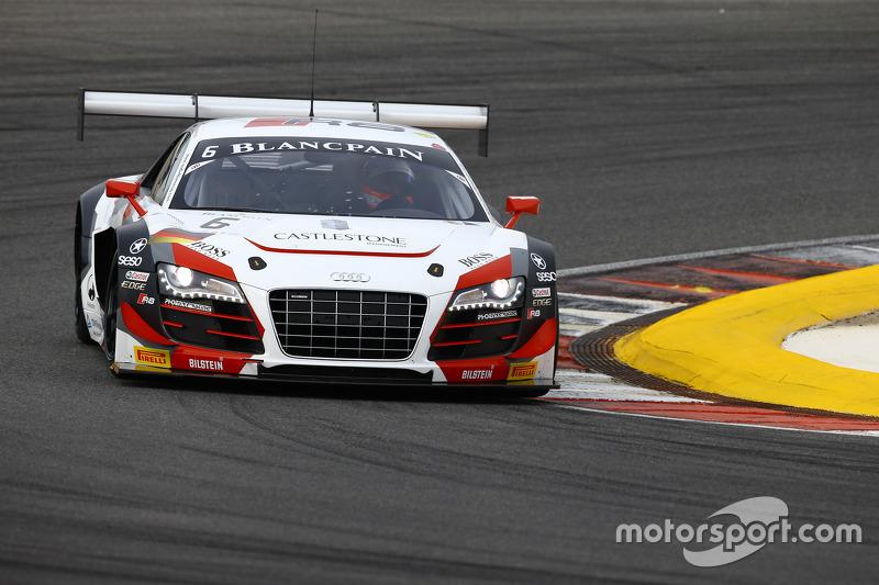 #6 Phoenix Racing Audi R8 LMS: Маркус Вінкелхок, Нікі Mayr-Мельнхоф
