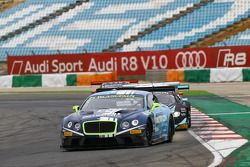#84 Bentley Takımı HTP Bentley Continental GT3: Maximilian Buhk, Vincent Abril