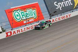 Kyle Larson, HScott Motorsports con Chip Ganassi