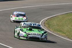 Juan Bautista de Benedictis, di Meglio Motorsport Ford y Mathias Nolesi, Nolesi Competicion Ford