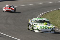 Agustin Canapino, Jet Racing Chevrolet and Matias Rossi, Donto Racing Chevrolet