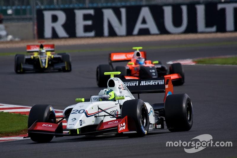 Бруно Бонифасиу, International Draco Racing